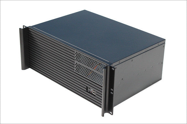 X-Case X430L Ultra Short 300mm 4u Rackmount With USB 3