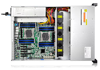 RM212 Pro V2 -RMC212-670-HS 2u 12 Bays 12Gb backplane and Rail Kit 800W Redundant Psu - X-Case.co.uk Ltd