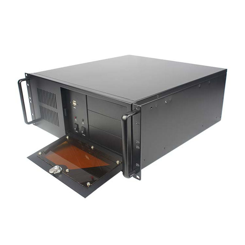RackPc Chassis X445   4u 450mm USB 3 - X-Case.co.uk Ltd