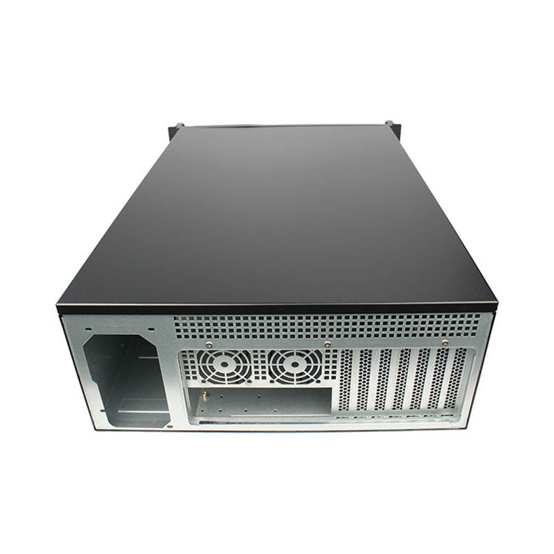 XK465F2 4u Rackmount Chassis E-ATX 120mm Fan Wall - X-Case.co.uk Ltd