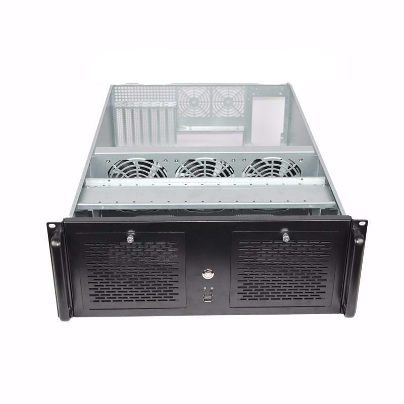 X-Case X-465F4 BigStore 4u Rackmount for 13 HDD & E-ATX Support.