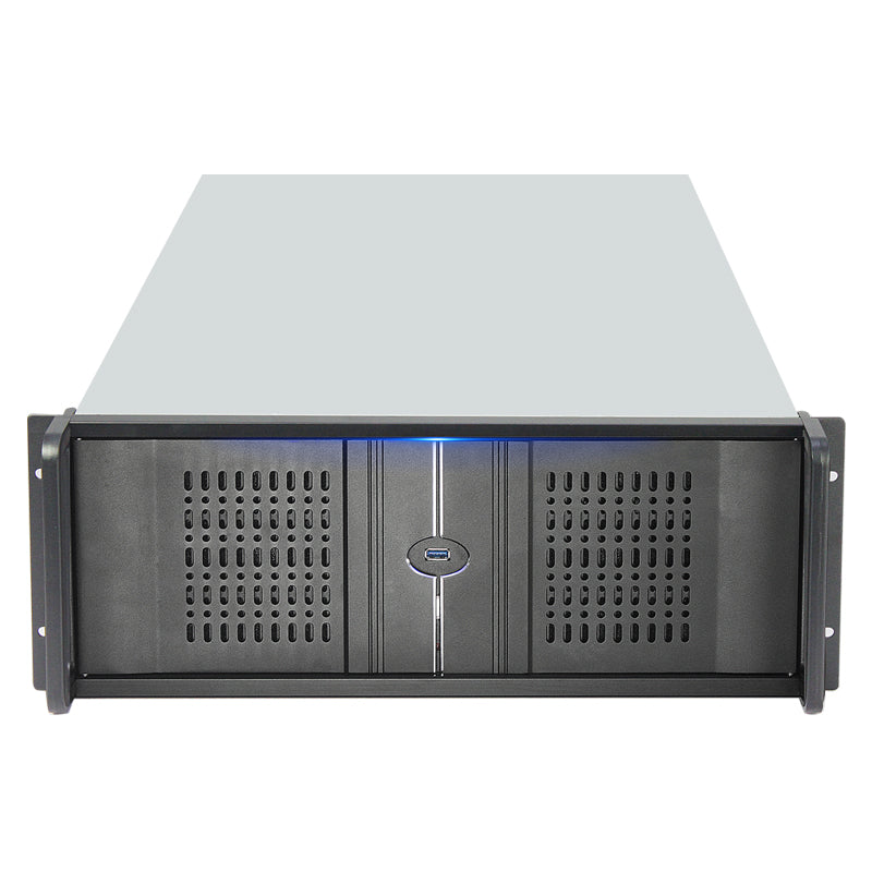 New - X465N 4u E-ATX - 12 HDD - 3 x 120MM Fans - - X-Case.co.uk Ltd