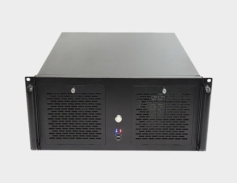 X-Case 4000 Big Open 4u - No optical-No External Drive Cages