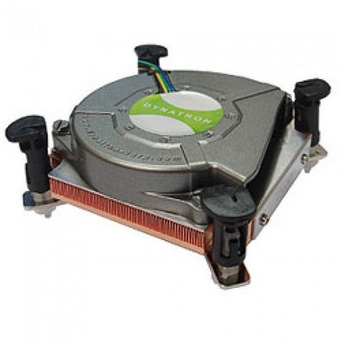 Dynatron K2 - 1u, 2u Or Low Profile Case Cooler - X-Case.co.uk Ltd