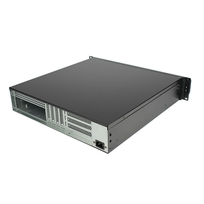 X-Case X245F Short 2u for full Atx with Lp and Full Height expansion - X-Case.co.uk Ltd