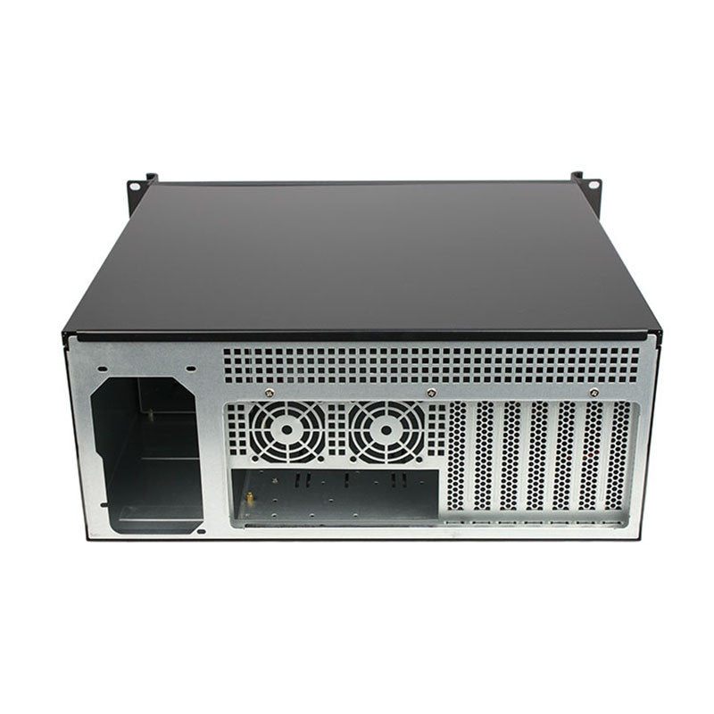 X439L Short 4u Supporting E-ATX Motherboards Just 390MM Deep - X-Case.co.uk Ltd
