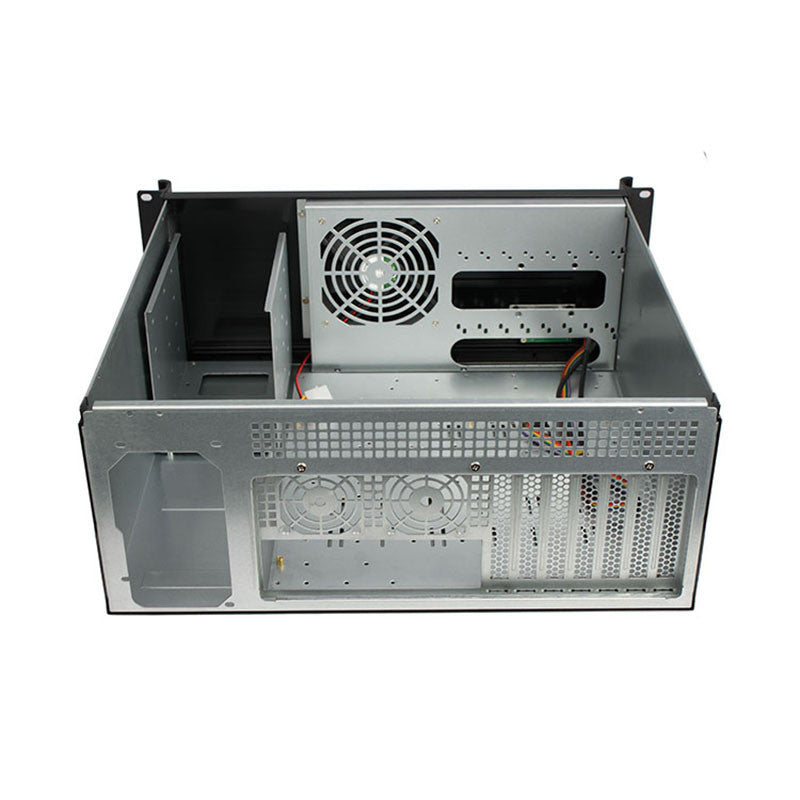X439L Short 4u Supporting E-ATX Motherboards Just 439MM Deep* - X-Case.co.uk Ltd