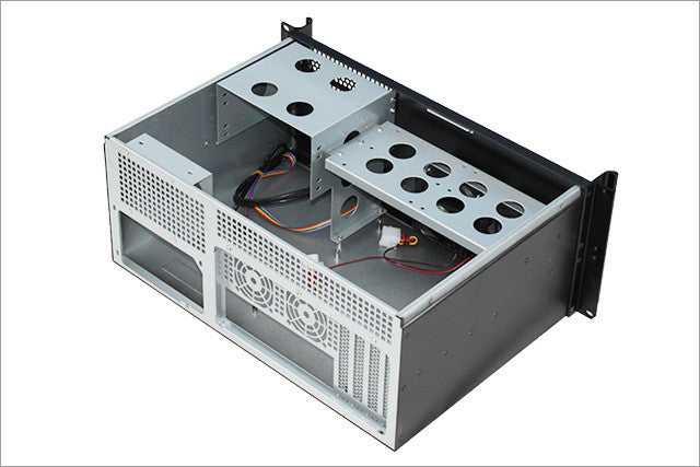 X-Case X430L Ultra Short 300mm 4u Rackmount With USB 3 - X-Case.co.uk Ltd