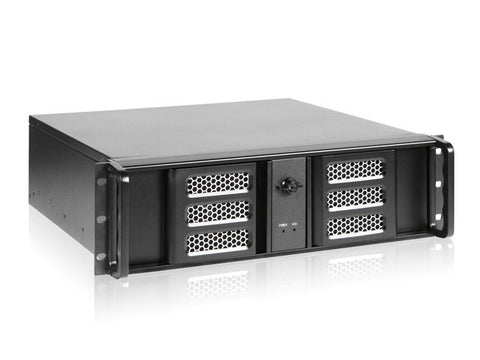 X-Case Studio 3 - 3u Rackmount Server Case - X-Case.co.uk Ltd
