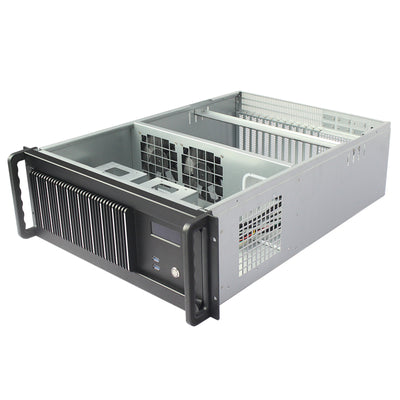 New- X465E 4u Multi Gpu Support - - X-Case.co.uk Ltd