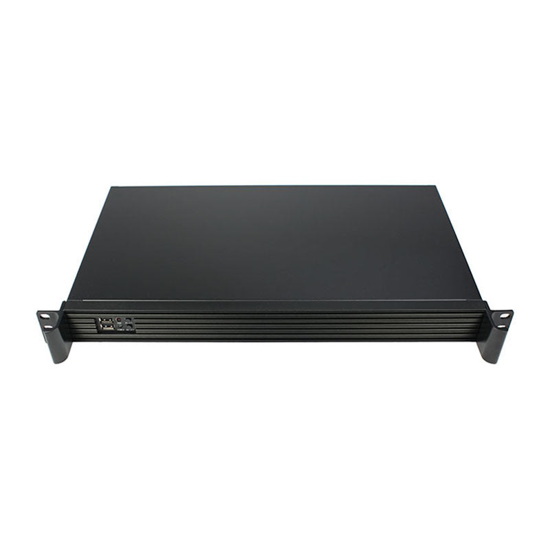 "RackPc Chassis  K125CP 1u Rackmount Short 10"" Deep -Expansion Slot - X-Case.co.uk Ltd"