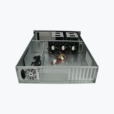 X-Case X255F - Standard Atx 2u 550mm - USB 3 - X-Case.co.uk Ltd