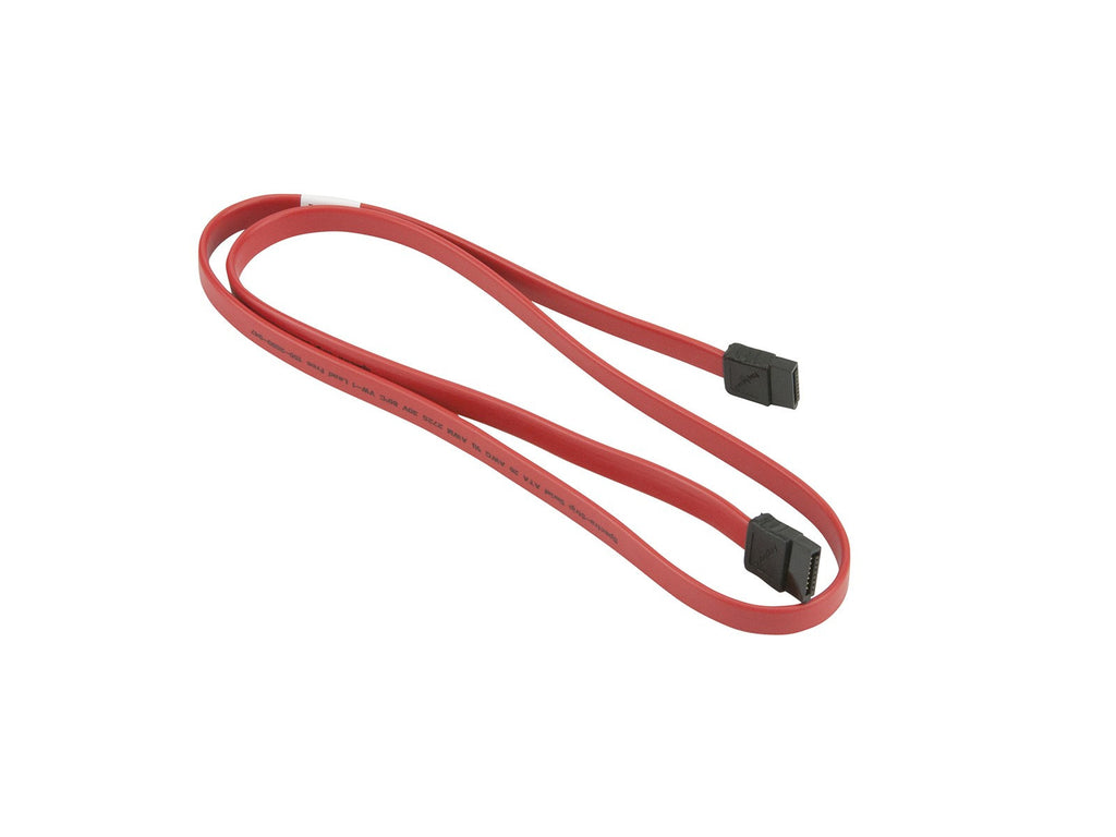 Supermicro SATA Cable 57mm Red