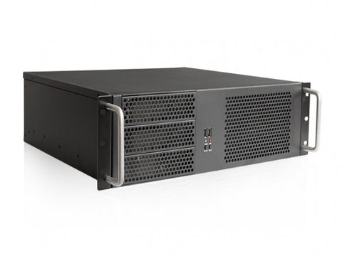 X-Case D314 3u Short Rackmount Case USB3 - X-Case.co.uk Ltd