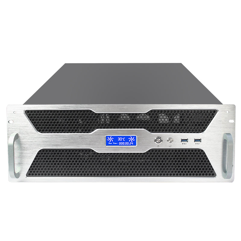 New- X450D 4u 500MM E-ATX Up to 13 HDD - Due Very Soon - X-Case.co.uk Ltd