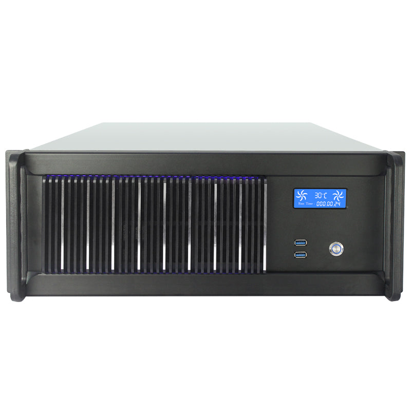New- X465E 4u Multi Gpu Support -  Due Very Soon - X-Case.co.uk Ltd