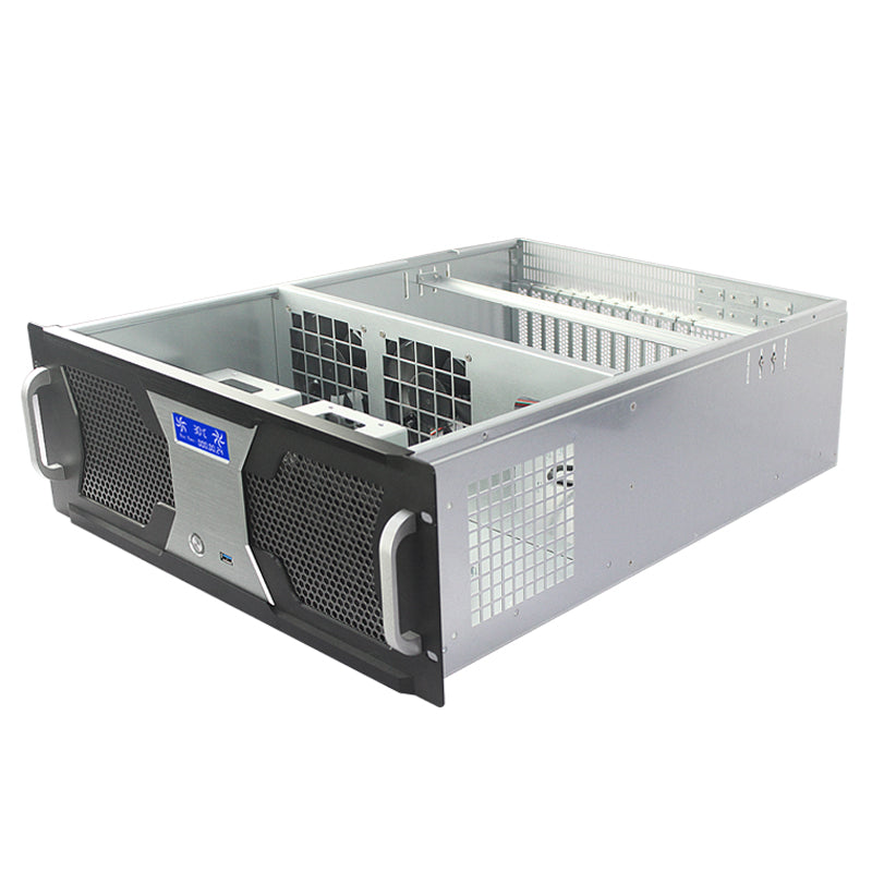 New X465C Multi Expansion Slot 4u - X-Case.co.uk Ltd
