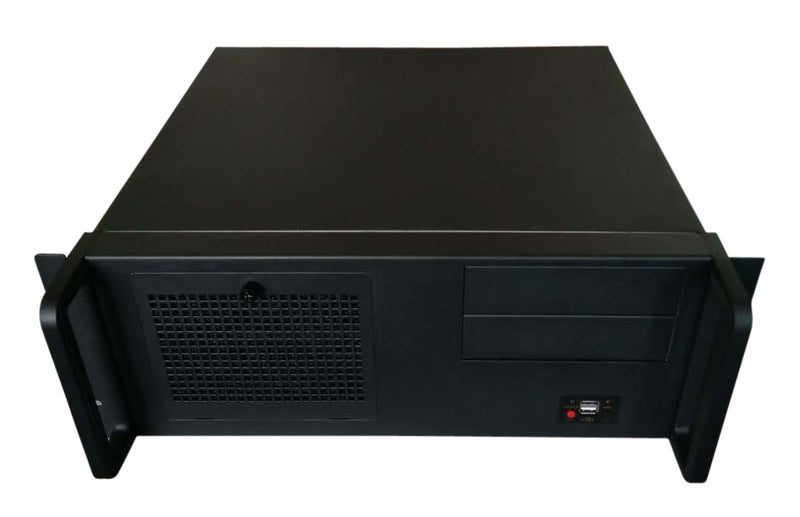 X-Case eXtra Value 426 - 400mm Deep Dual 5.25 Bays ATX Chassis