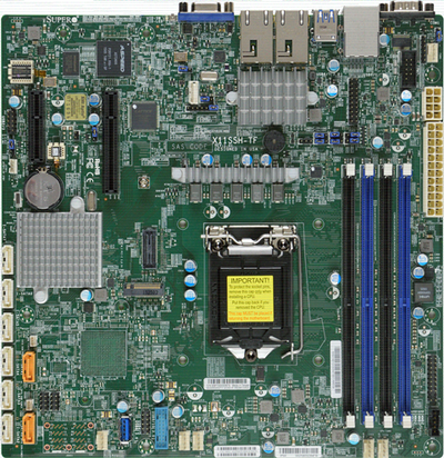 SuperMicro Motherboards Socket 1151 - X-Case.co.uk Ltd