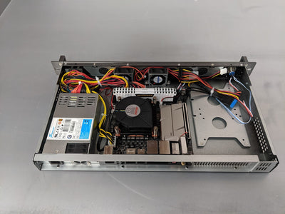 X125LD 1u Mini ITX Short