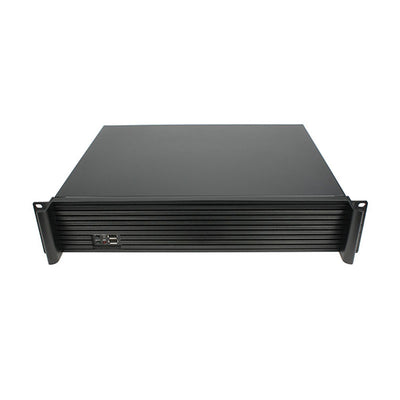 XK231L 2u Short 350mm Supports ATX MB using 1u Psu - X-Case.co.uk Ltd