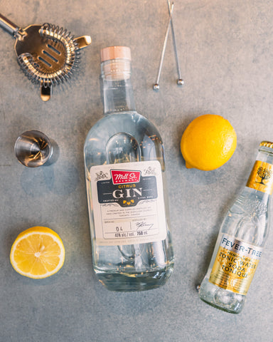 Gin & Tonic Cocktail Gift Package