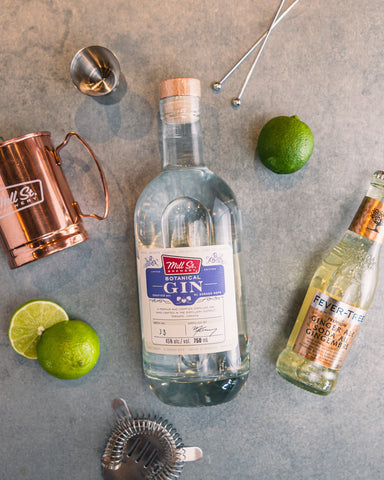 Gin Mule Kit Gift Package