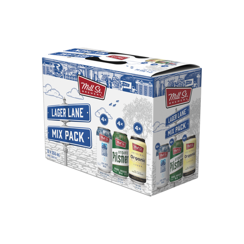 Lager Lane Mix Pack