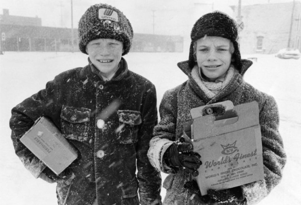 Kids | Blizzard of 1978 | The Mitten State