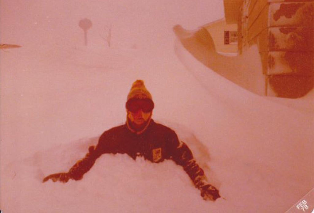 Buried in Snow | Blizzard of 1978 | The Mitten State
