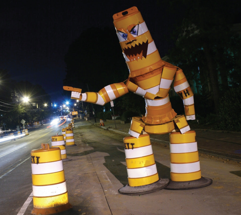 2018 : Road Construction Blues Humor