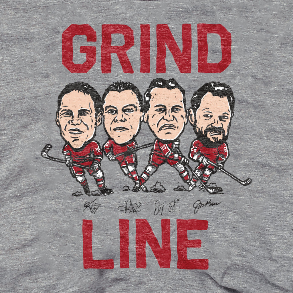 Grind Line | McCarty Draper Kocur Malby | The Mitten State
