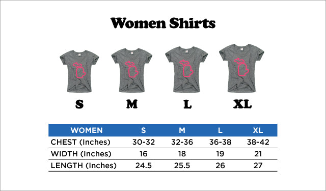 e9c096a242866 All TMS apparel is designed with vintage blends and run a bit slimmer than  traditional cuts. For more information please refer to the sizing charts  below