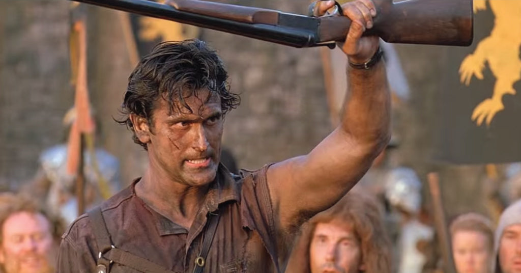 This is my BOOMSTICK | Sam Raimi | Bruce Campbell