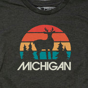 DEER MICHIGAN (UNISEX)