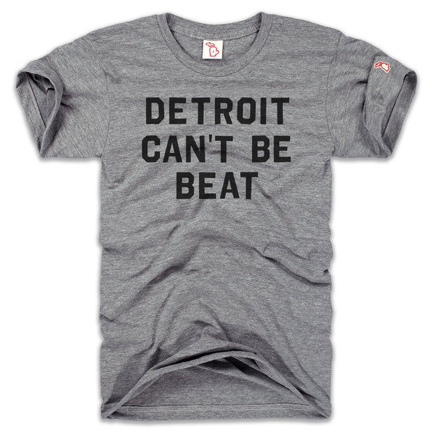 DETROIT CAN'T BE BEAT (UNISEX)