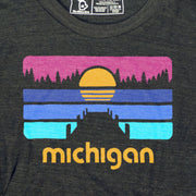 MICHIGAN DOCKSIDE LONG SLEEVE (UNISEX)