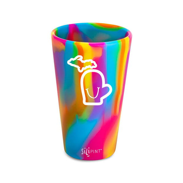 LAUGHFEST SILICONE PINT CUP