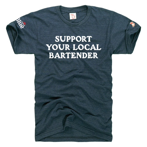 SUPPORT YOUR LOCAL BARTENDER - LABATT (UNISEX)