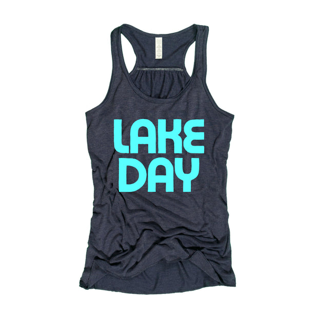 LAKE DAY TANK TOP (WOMEN)