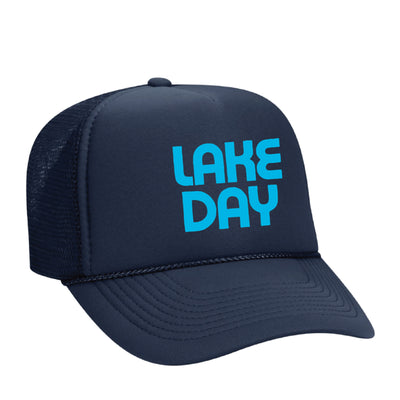 LAKE DAY FOAM HAT