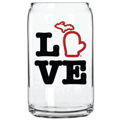 LOVE GLASS CAN