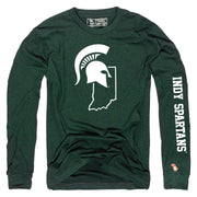 MSU - INDY ALUMNI LONG-SLEEVE (UNISEX)