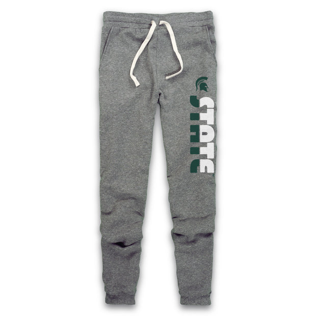 MSU - THE ONLY COLORS FLEECE JOGGER (UNISEX)