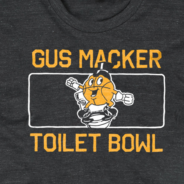 GUS MACKER - TOILET BOWL (UNISEX)