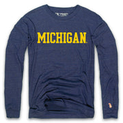 MICHIGAN - CLASSIC LONG SLEEVE (UNISEX)