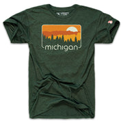 MICHIGAN COLOR TOUR (UNISEX)
