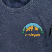 MICHIGAN OUTDOORS FLEECE SWEATSHIRT (UNISEX)