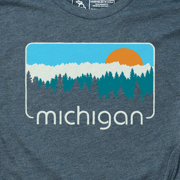 MICHIGAN WINTER SOLSTICE (UNISEX)