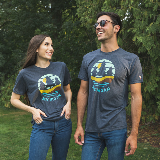 MICHIGAN SHORELINE (UNISEX)